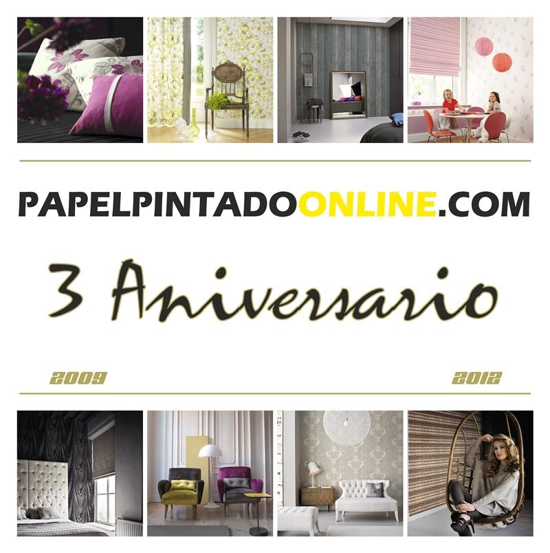 Papel pintado online 3er aniversario fotomurales baratos for Fotomurales baratos online